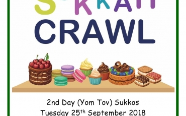 Kesher Kids Sukkah Crawl